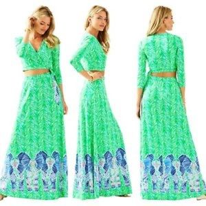 Lilly Pulitzer Rauri Set NEVER WORN